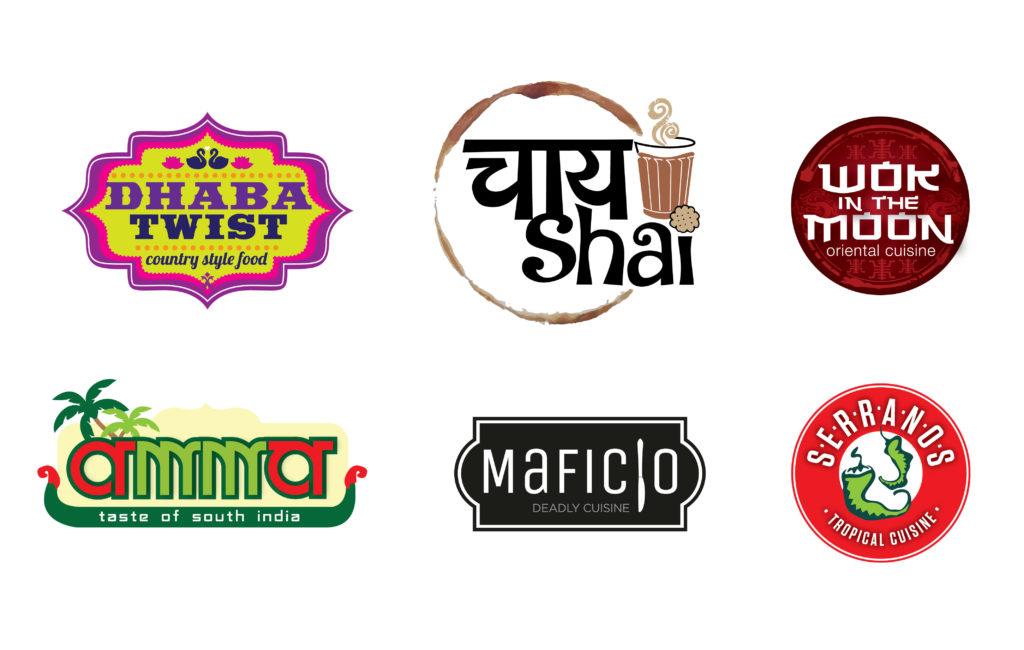 QSR Logos
